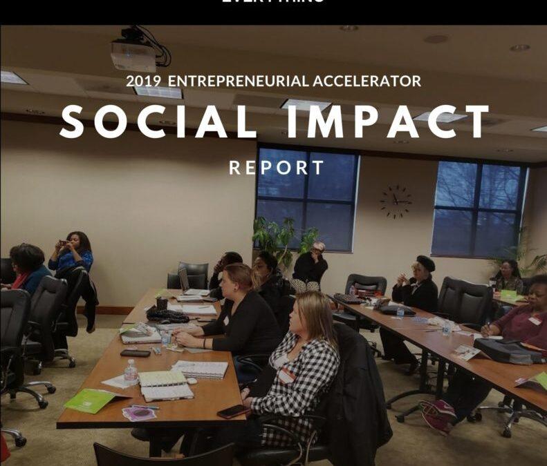 2019 Entrepreneurial Accelerator Social Impact