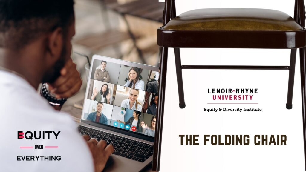 The LREDI Folding Chair Session